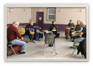 Try Drumming with the Inglewood Drum Circle