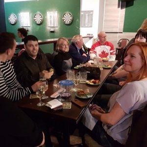 Inglewood Community Pub Night