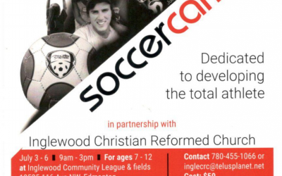 Calling all young soccer players!