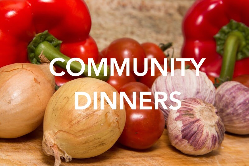 Neighbourhood Table – Community Dinners