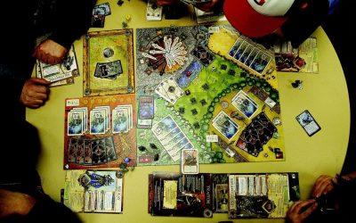 Board Game Night – April 27, 2019