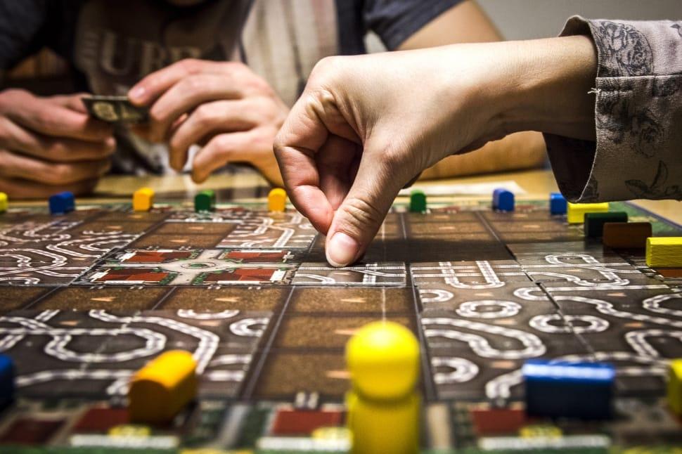 Community Board Game Night