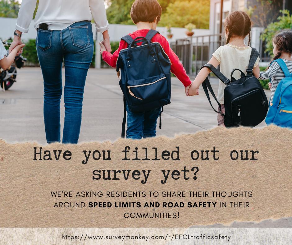 EFCL: Neighbourhood Street Safety Survey