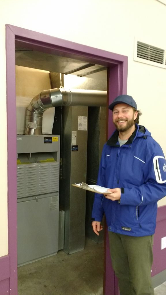 Inglewood Community League Hall Energy Audit