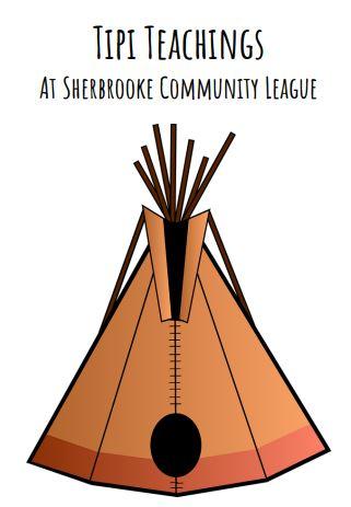 Tipi Teachings At Sherbrooke Community League