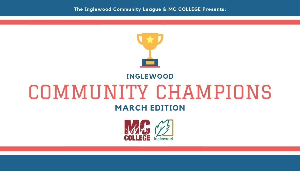 Community Champions: March Edition