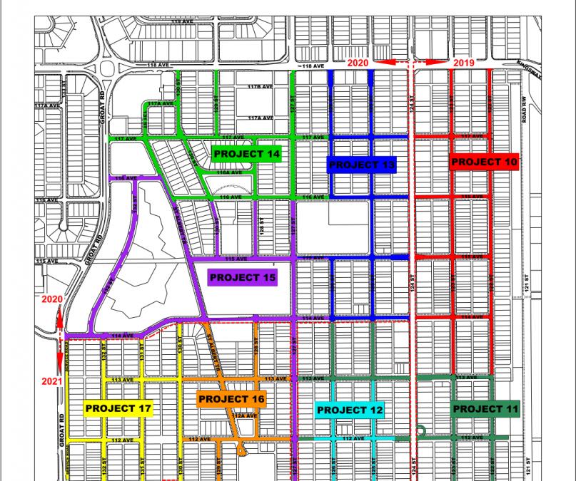 Inglewood Neighbourhood Reconstruction