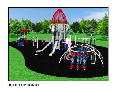 Rocketship Park (122 St & 112 Ave) Renewal City Update: